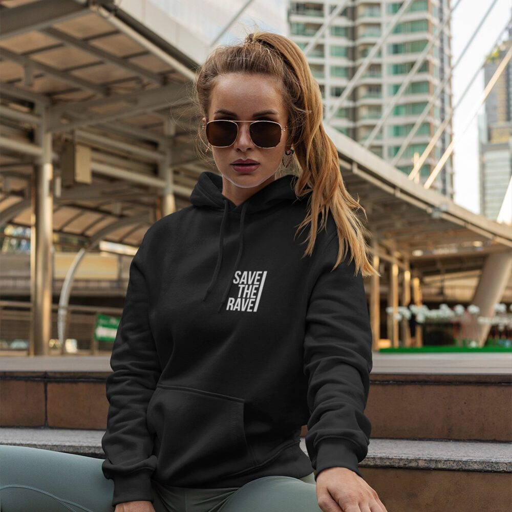 Save The Rave Charity Hoodie