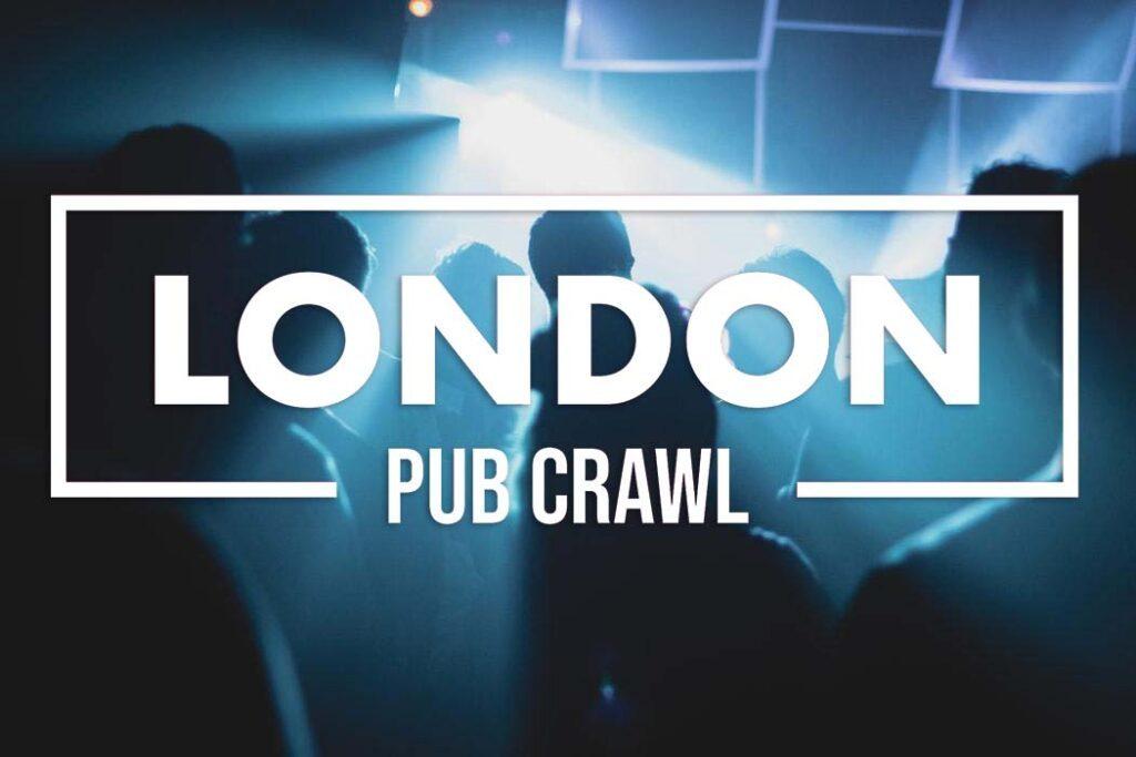West End Pub Crawl