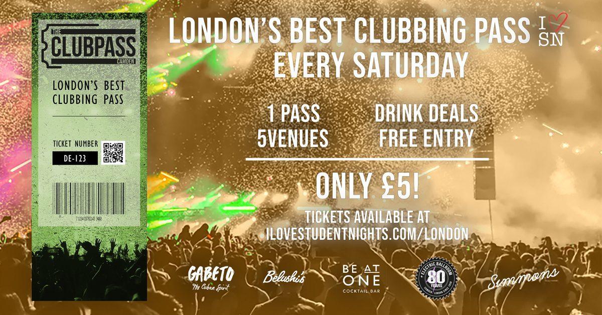 The Club Pass Camden