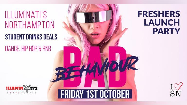 Bad Behaviour Northampton